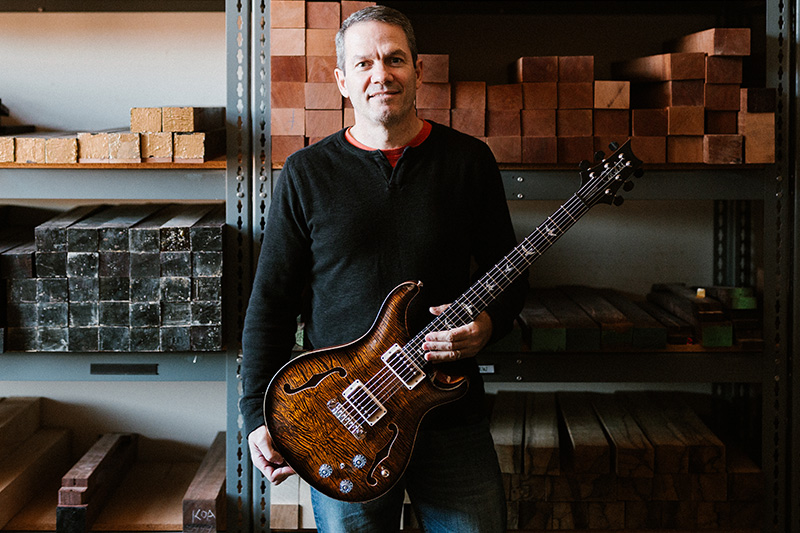 PRS Employee Spotlight - Shawn Nuthall // Customer and Technical Support Manager